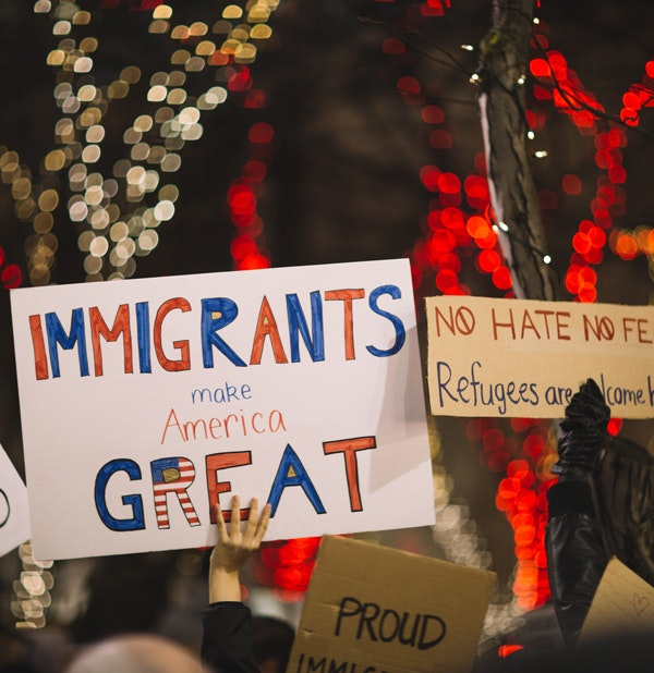 Immigrants Put America First In Coming Here They Affirm Our Values Bush Center