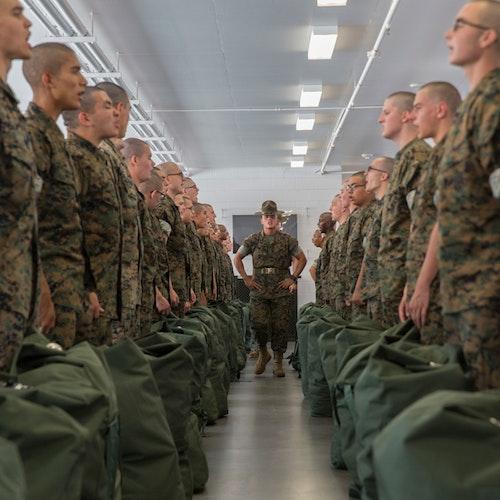 Creating One Out <em>of</em> Many: <em>The</em> Military Way