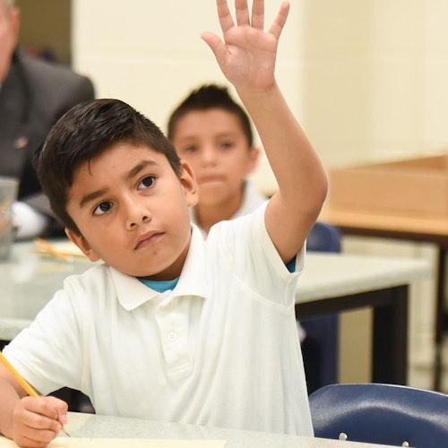For Children, <em>the</em> Immigrant Experience Begins <em>in</em> School