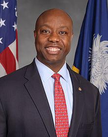 Senator Tim Scott (R-South Carolina)