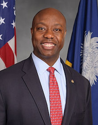 Senator Tim Scott (R-South Carolina)