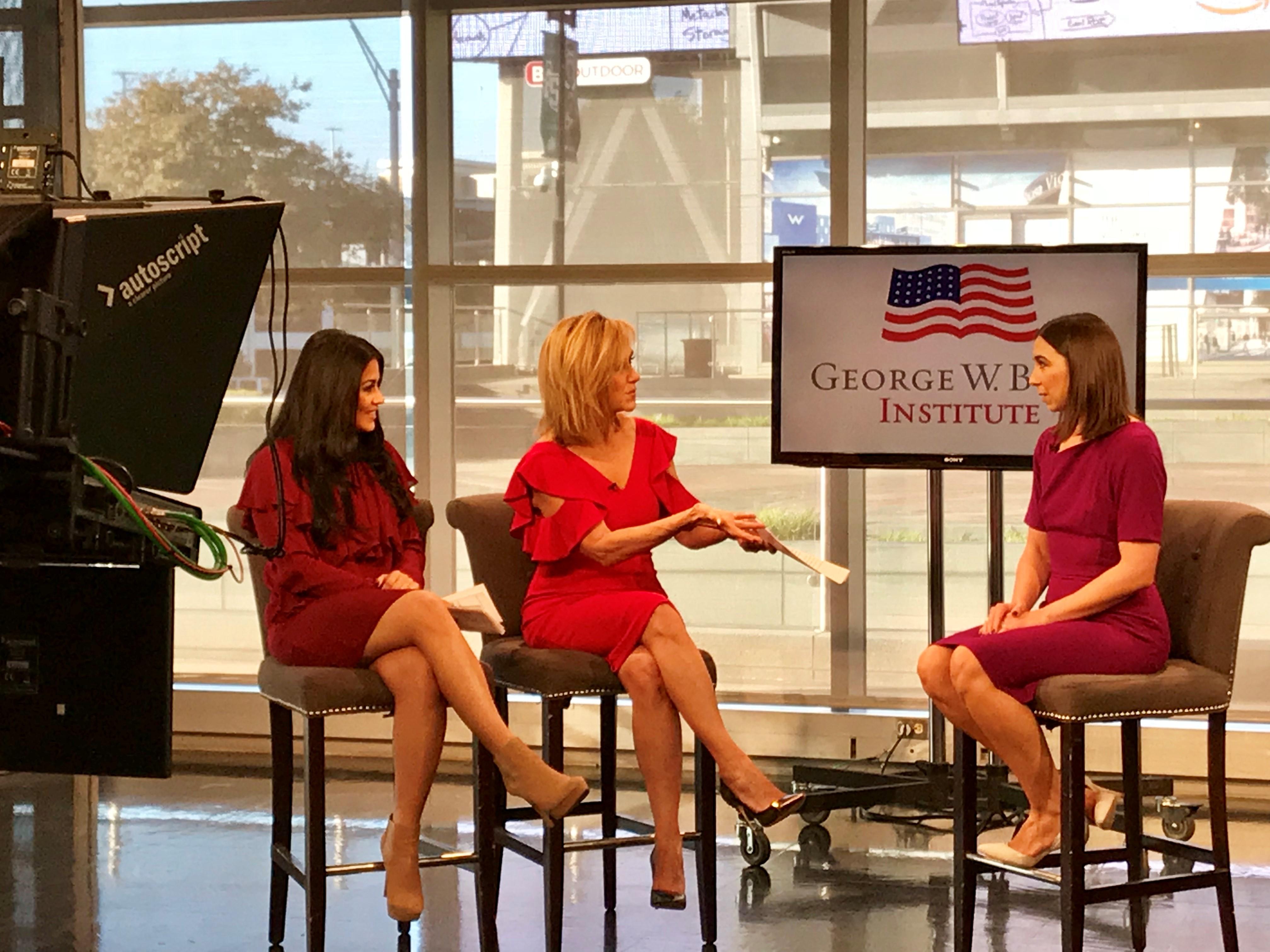 Bush Institute's Laura Collins Talks Immigration on Good Morning Texas