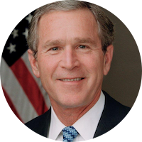 Image result for george w bush