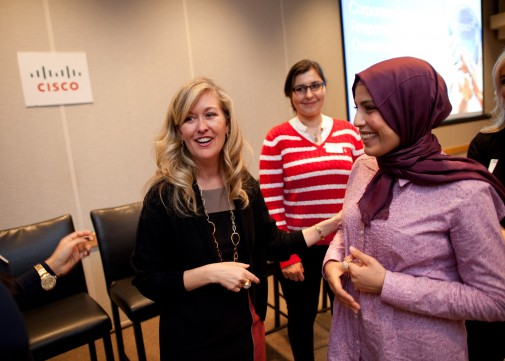 Cisco Guest Blogger on the Women's Initiative Fellows' Visit to Company