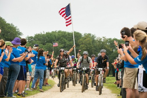 The Navy SEAL Foundation Reflects on the W100K