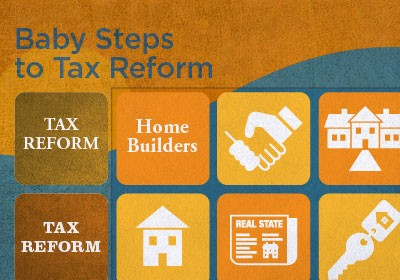 Baby Steps to Tax Reform