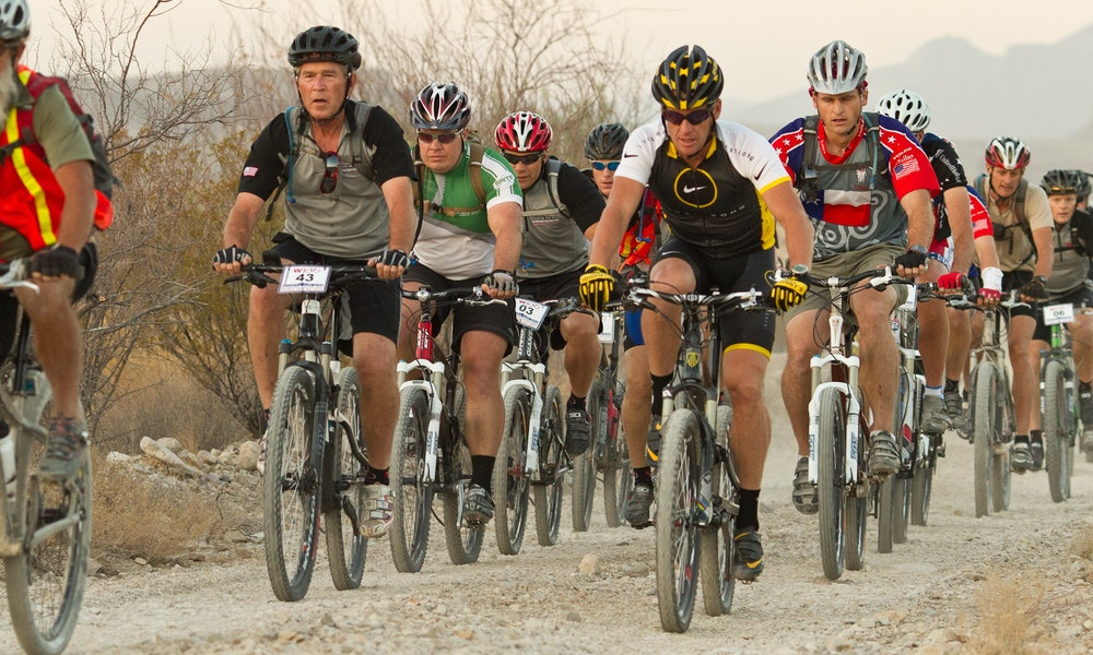 factory price 0826f 86197 President George W. Bush to Host 2nd Annual Warrior 100k ...