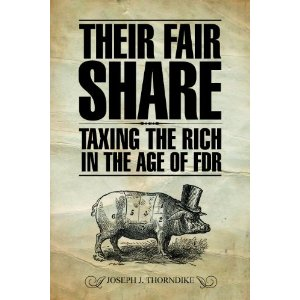 Thorndike's 'Their Fair Share' Available for Pre-Order