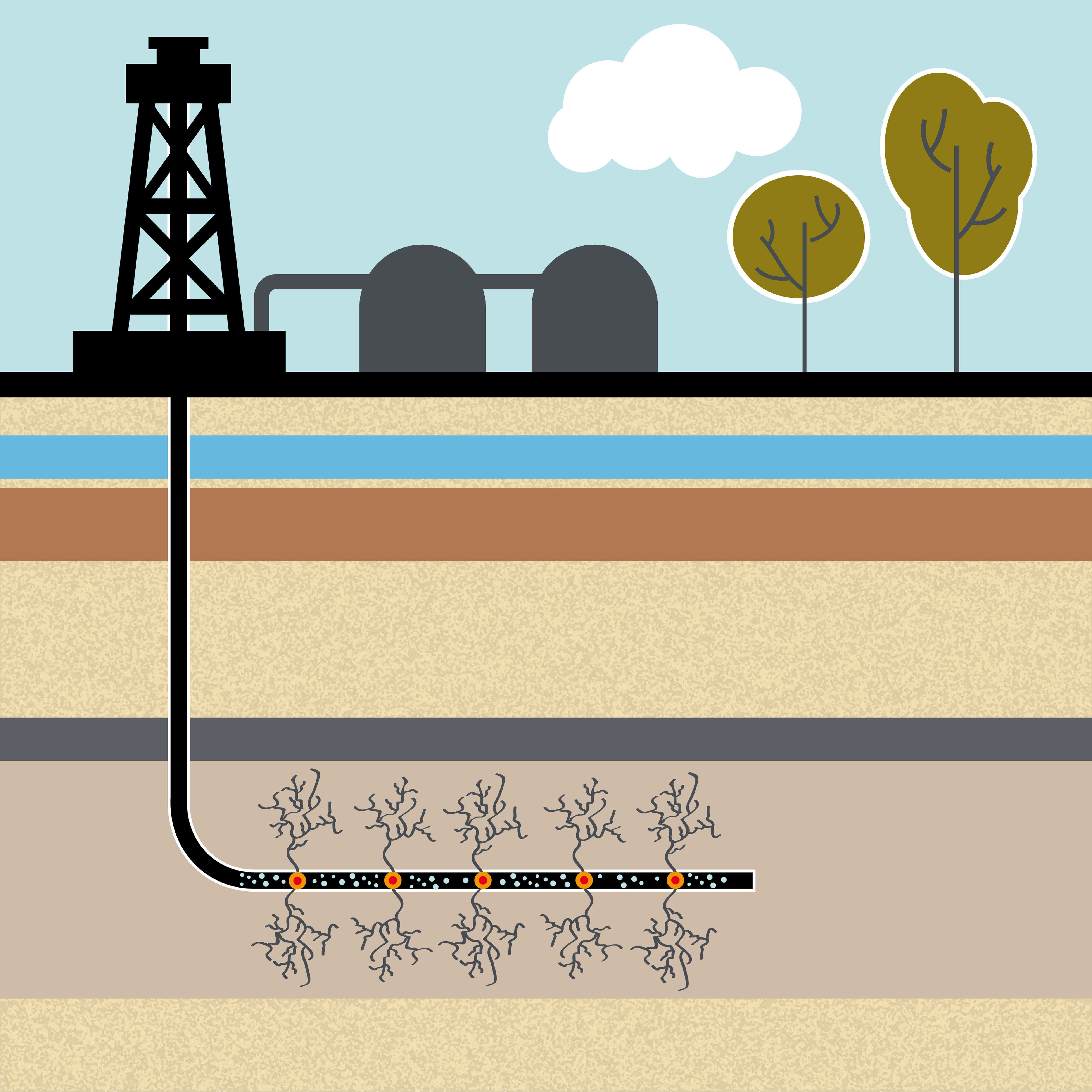 Here's How to Keep Fracking Alive and Conserve Water