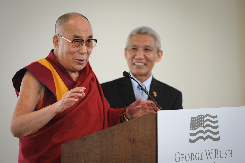 The Dalai Lama's Realistic Message