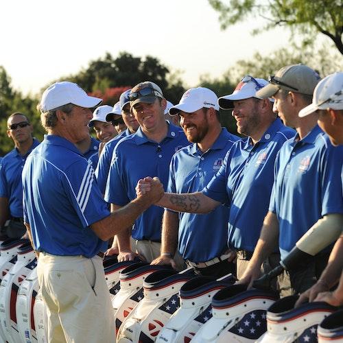 President George W. Bush to Host 4th Warrior Open Golf Tournament