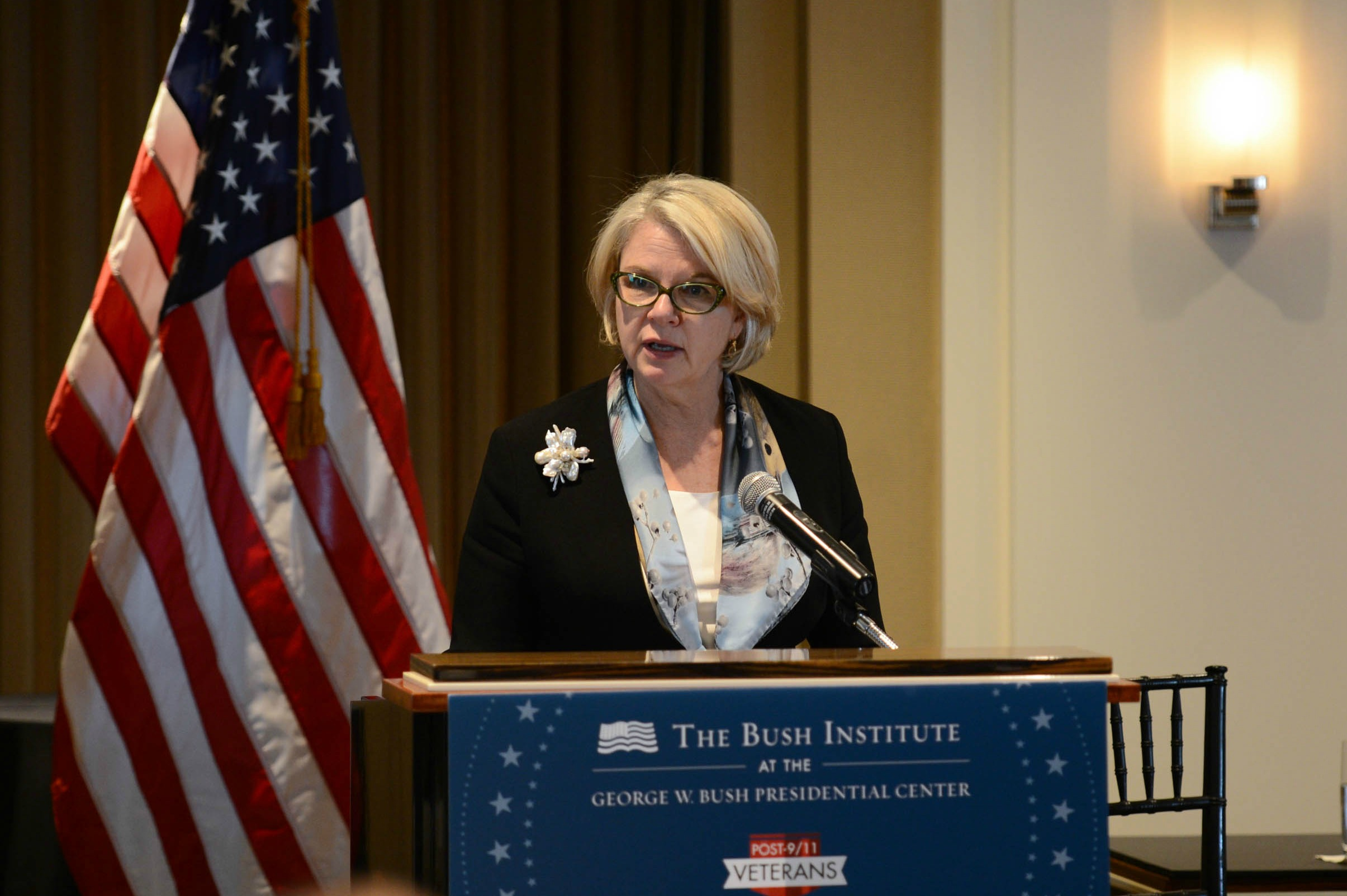 Margaret Spellings on Supporting Veterans and Their Families