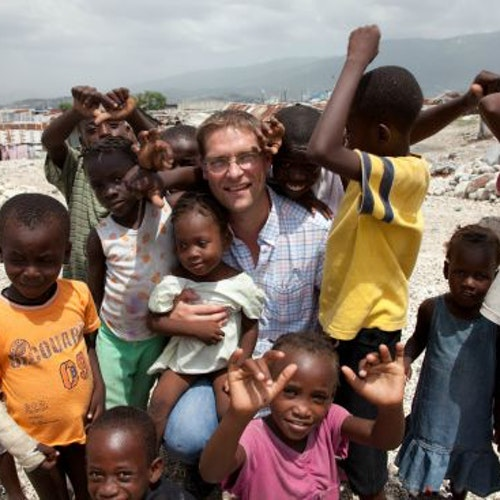 The Bush Institute Talks with Mary's Meals Founder Magnus MacFarlane-Barrow