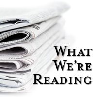 What We're Reading | May 11, 2012