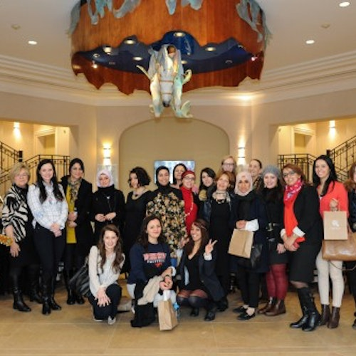 The Bush Institute Welcomes the 2015 Women's Initiative Fellowship
